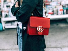 No matter the season, a red bag is guaranteed to breathe some life into any outfit. Luckily, we've made it easy for you to find a cool option in the fiery color that suits your personalstyle.