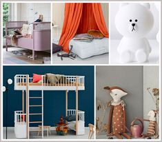 Kids Interiors inspiration guide for childrens and baby rooms