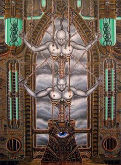 """""""DREAM OF THE GEMINI"""" by R-L-Frisby"""