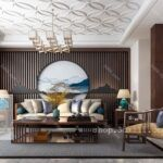 3d Living Room, Modern, Furniture, Home Decor, Style, Swag, Trendy Tree, Decoration Home, Room Decor
