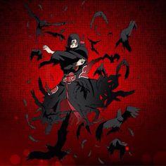 Itachi Uchiha's genjutsu, an amazing genjutsu