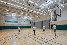 Project: Montgomery Sisam Architects Inc. - http://www.montgomerysisam.com/ Location: 443 Mount Pleasant Road, Toronto, Ontario M4S 2L8 Project end date: April 2017 Area: 73,820 sq. ft. Client: Greenwood College School Architects: Montgomery Sisam Architects Inc. Consulting Team: RJC (Structural); WSP (Mechanical, Electrical, Lighting, Civil, Site Services); Techwave Industries (AV / IT / Security); Aerocoustics (Acoustics); David Hine Engineering Inc. (Code); Enermodel (Sustainability…