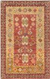 Handmade Timeless Dark Copper Wool Rug image 0