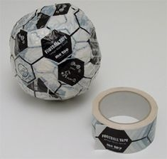 DIY soccer balls represent a design achievement in bringing soccer to children who otherwise wouldn't have access to it