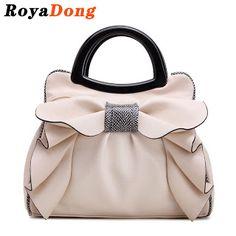 RoyaDong 2017 Brand Top-Handle Bags Womens Handbags Bow Flowers Luxury Women Bags Shoulder Bag Ladies Summer Hand Bag (32682806940)  SEE MORE  #SuperDeals