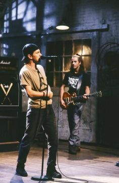 Eddie and Stone, SNL 1992