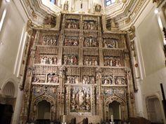 Monastério de Santa Maria de El Paular - Rascafría