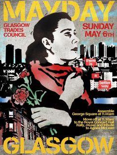 Glasgow May Day