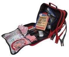 Gifts for Teens:  New Driver's AAA 70 Piece Explorer Roadside Assistance Kit @ Amazon