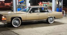 Donk Cars, Cadillac Fleetwood, Down South, Future Car, Seville, Custom Cars, Cars And Motorcycles, Vintage Cars, Old School