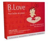 B.love Man estimulante sexual masculino 3 sobres