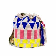 SETE Tapestry Bag, Hand Crochet, Bucket Bag, Fashion Backpack, Crossbody Bag, Backpacks, Basket, Diy, Scrappy Quilts