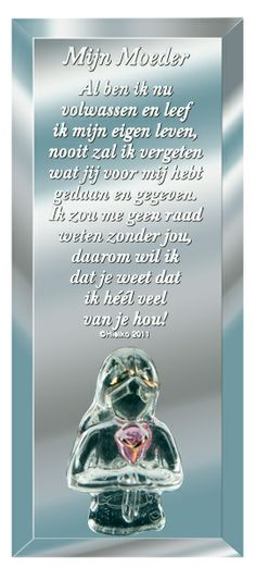Spiegeltekst met mooi gedicht voor je moeder Friends Forever, Proverbs, Poems, Perfume Bottles, Vader, Dallas, Quotes, House, Quotations
