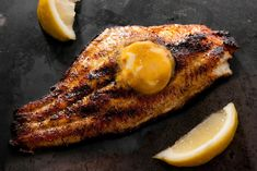 An easy and fast blackened catfish recipe that's brushed with butter, coated with a spicy cayenne rub, and grilled.