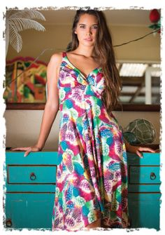 5a048f726024c Jams World Hawaiian Dresses - Buy Made in Hawaii Vintage Clothing