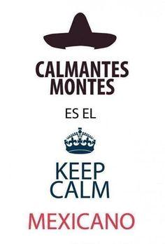 #keepcalm #mexicano