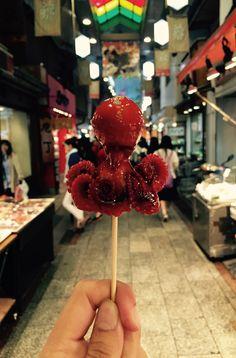 Nishiki food markets