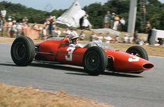 1963 Ferrari 156/63 (John Surtees)