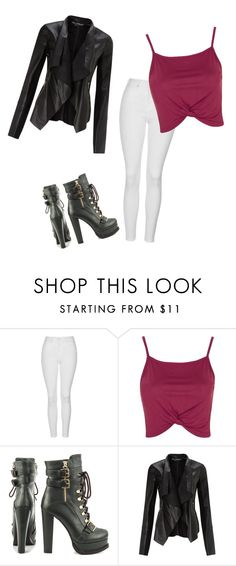 """""""Untitled #115"""" by larissa-gws on Polyvore featuring Topshop, Luichiny and Miss Selfridge"""