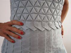 Origami+textil Shingo Sato