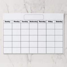 Shop Blank Monthly Calendar Paper Pad created by Allita. Blank Monthly Calendar, Printer Ink Cartridges, Office Essentials, Paper, Gender, Group, Unisex, Charts, Exercise