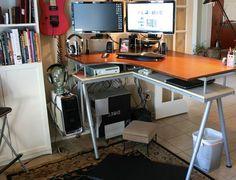 Lifehacker Standing Desk Ikea