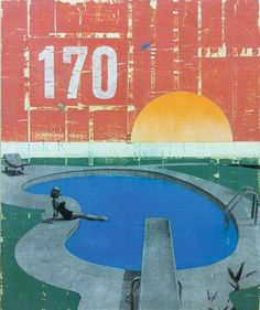 Kareem Rizk: Pool - Smithson Gallery