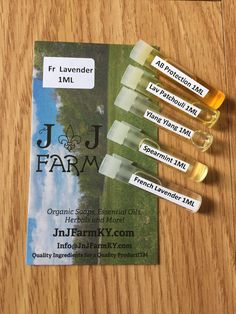 Sample Vials of Essential Oils Palo Santo Essential Oil, Clary Sage Essential Oil, Chamomile Essential Oil, Pure Essential Oils, Ravintsara, Sinus Congestion, Oily Scalp, Anxiety Treatment, Copaiba