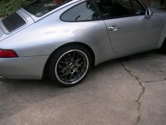 Opinions on Wheel color for a Polar Silver 993 - Page 3 - Rennlist Discussion Forums Porsche 993, Bbs Wheels, Wide Body, Color, Silver, First Car, Colour, Colors