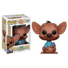 Winnie the Pooh Roo Pop! Vinyl Figure - Funko - Winnie the Pooh - Pop! Vinyl Figures at Entertainment Earth Disney Pop, Film Disney, Funk Pop, Figurines D'action, Disney Figurines, Pop Vinyl Figures, Pop Action Figures, Disney Winnie The Pooh, Suicide Squad