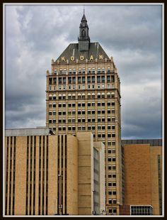 High Falls Area, Kodak Headquarters, Rochester NY