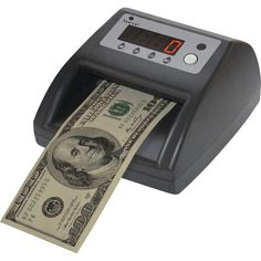 Sparco Counterfeit Bill Detector with UV MG and IR Ultraviolet Magnetic Ink Infrared Gray Money Counter, Refurbished Electronics, Display Panel, Point Of Sale, Ultra Violet, Digital Camera, Special Events, Ebay, Compact