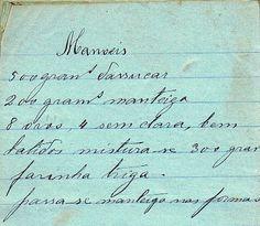 Manoeis - As Receitas da Avó Helena e da Avó Eduarda