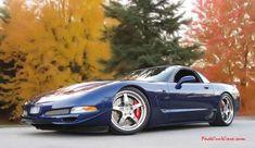 C5 Z06, Z16 Chevrolet Corvettes - 385 - 405 horsepower stock - Factory Race Car