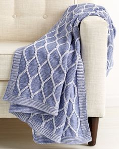 SFERRA Orazio Cotton Throw is on Rue. Shop it now.