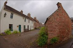 KIRRIEMUIR, SCOTLAND   l   J.M. Barrie, the author of Peter Pan, was born in Kirriemuir. His birthplace is now a museum.