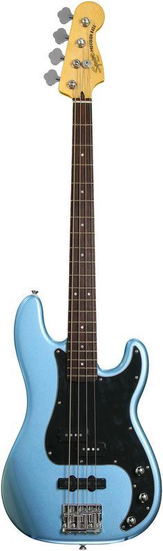 Squier Vintage Modified Precision Bass PJ Lake Placid Blue