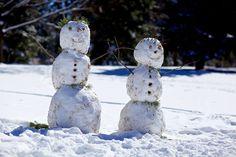 Do rozpoczęcia się kalendarzowej zimy pozostał jeszcze miesiąc, ale pogoda potrafi spłatać niezłego figla. Dlatego już teraz warto mieć na uwadze możliwości wspaniałego spędzenia czasu ze swoją pociechą na, przykrytym białym puchem, dworze.