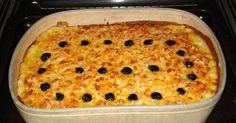 Fabulosa receta para Bacalao a la portuguesa al horno al estilo de jacogo.