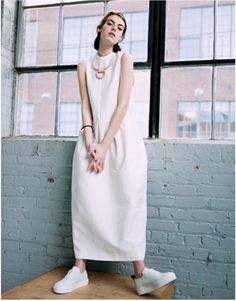 Gorgeous shoot by Need Supply for their Lookbook. Luisa et la Luna Moshi Dress in SS15.