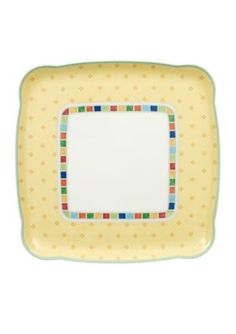Villeroy & Boch  Twist Alea Square Platter 11.75-In. - Multi. - One Size