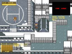 Merry Gear Solid 2 [stealth adventure] [free] http://www.pixelprospector.com/merry-gear-solid-2/