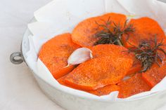 Zucca napoletana arrosto al rosmarino