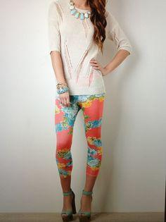 Cute leggings
