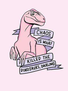 dinosaur, pink, and wallpaper image