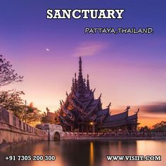 Book thailand packages : http://www.visiit.com/search/thailand  #thailand #santuary #tourism #visiit #india #tours #travels
