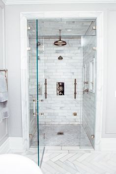 Master Bathroom Shower, Steam Showers Bathroom, Small Bathroom, Bathroom Ideas, Rental Bathroom, Bathroom Canvas, Bathroom Renovations, Bathroom Inspiration, Natural Bathroom