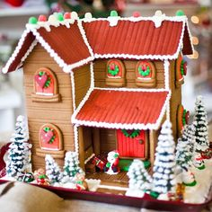 The Minneapolis Bloomington Gingerbread Christmas Houses Bakery