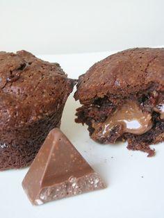 coulant chocolat au toblerone