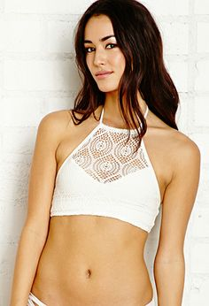 Shop swimwear with tons of bikinis, bandeau, crochet & more   Forever 21 - 00089824-02